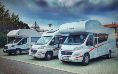 Parking dla kamperów we Włoszech