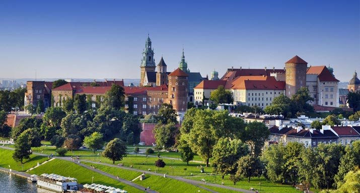 kampery Kraków